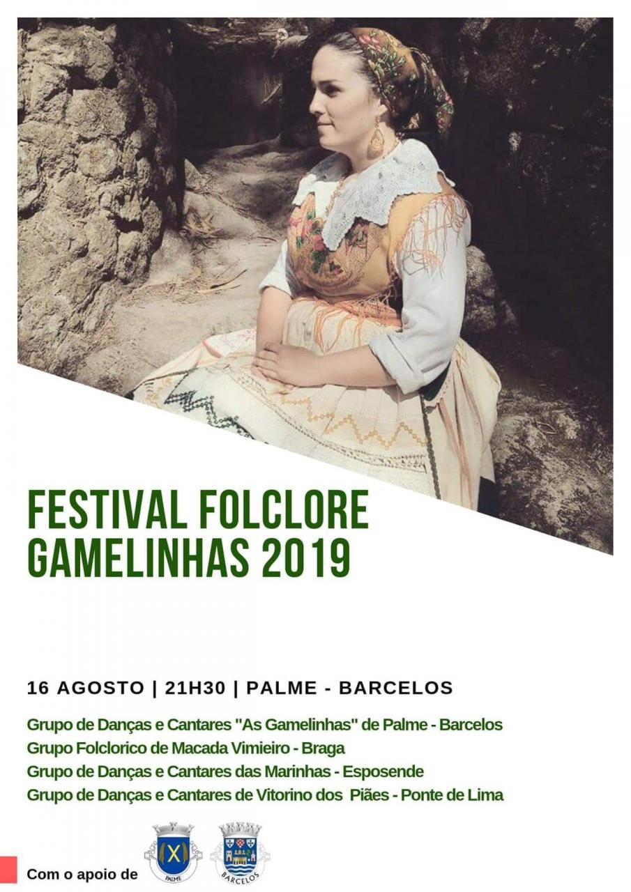 Festival folclore gamelinhas 2019