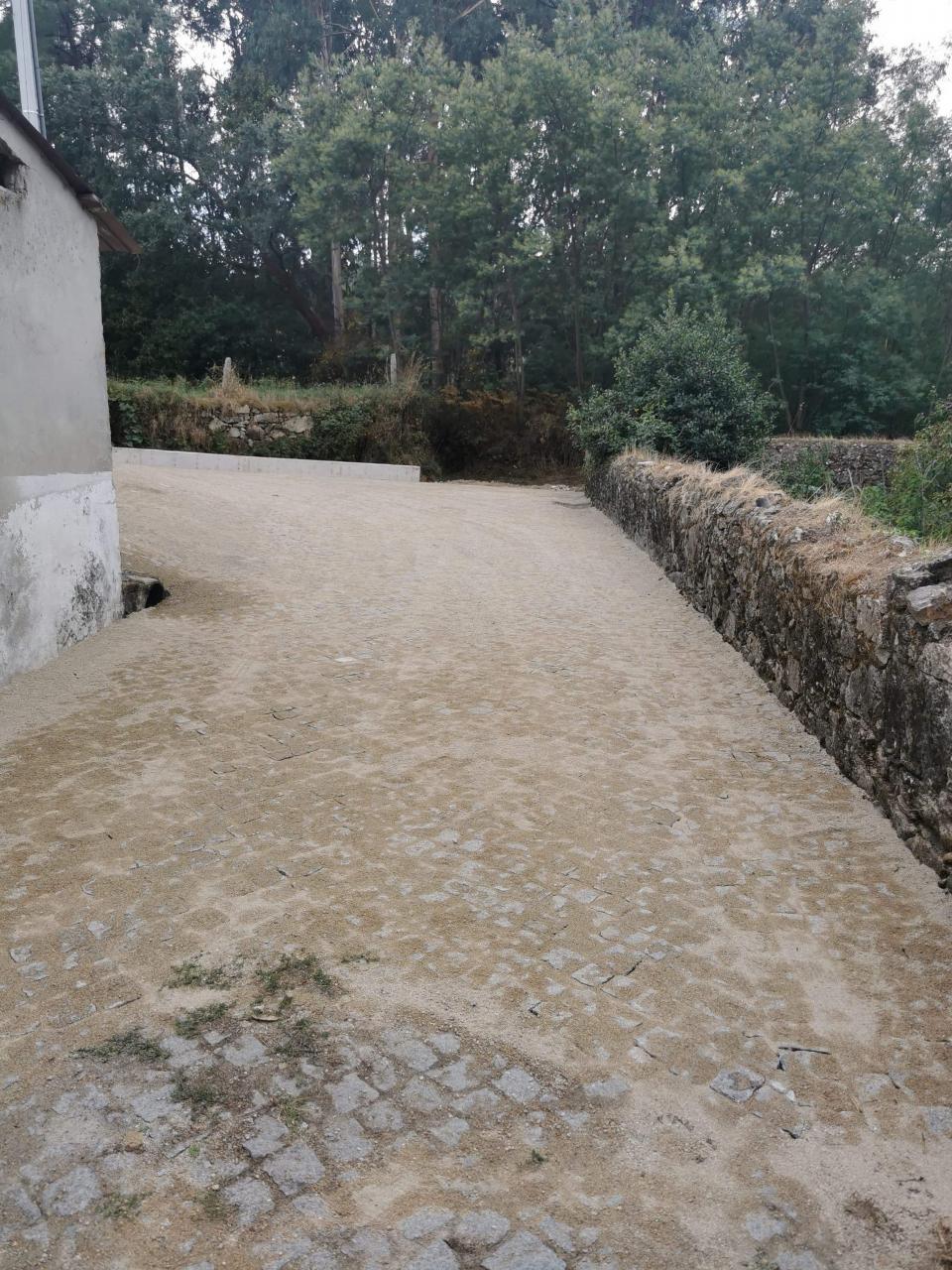 Rua do Pinheiro Manso