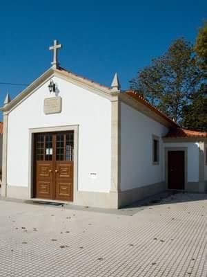 Capela do Senhor dos Aflitos e Boa Fortuna